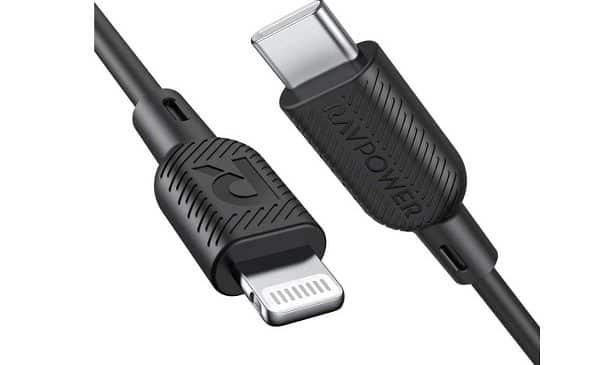 Câble Usb Lightning Vers Usb C Pd Ravpower