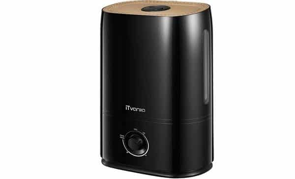Humidificateur D'air  5l Ultrasonique silencieux Itvanila