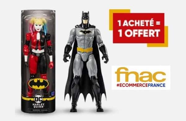 1 Figurine Batman 30 Cm Achetée 1 Gratuite