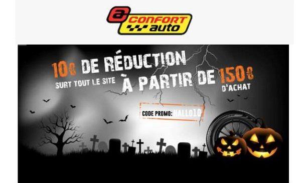 10€ De Réduction Sur Tout Le Site Confortauto