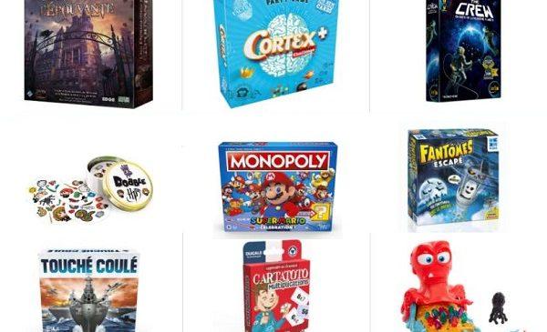 2 Jeux De Société Achetés Achetés Sur Amazon Le Troisième Offert