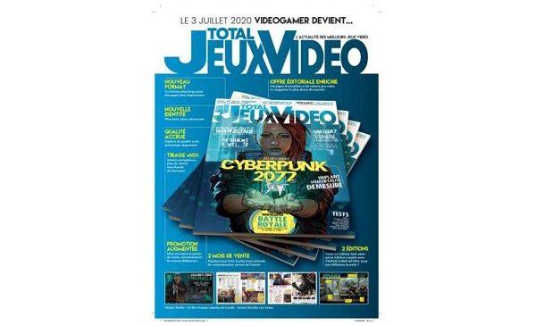 Abonnement Au Magazine Total Jeux Vidéo Pas Cher