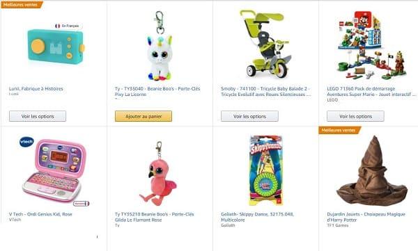 Achetez 2 Jouets Sur Amazon Et Obtenez 50 % De Remise Sur 1