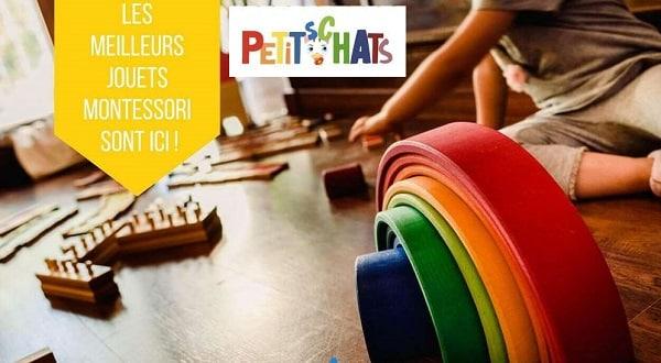 Livraison Gratuite Sur Toutes Les Commandes Sur Petits Chats Jouets D'inspiration Montessori