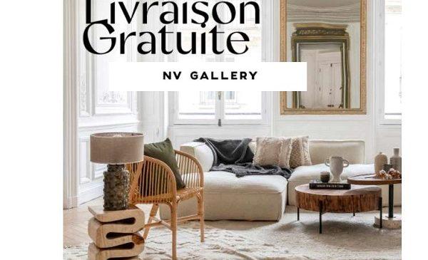 Livraison Offerte Sur Tout Le Site Nv Gallery