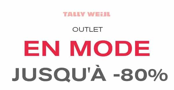 Offre Outlet Tally Weijl