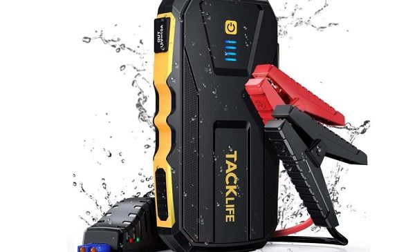 Booster De Batterie Tacklfie Kp150 Super Puissant 1500a