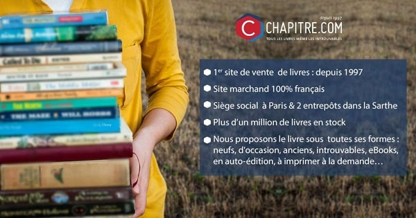 Réduction Sur Chapitre Valable Sur Les Livres D'occasion, Livres Neufs à Prix Réduits En Stock