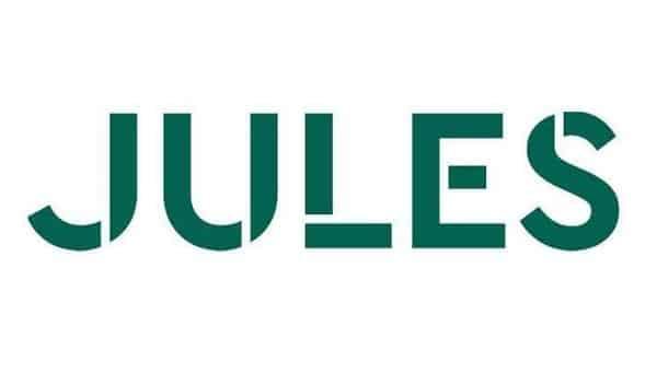 10€ de reduction sur votre commande sur Jules dès 60€ + livraison gratuite sans minimum