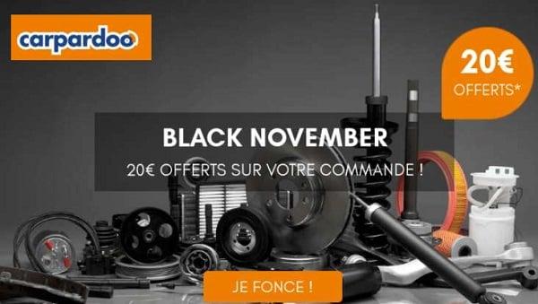 20€ De Remise Sur Tout Achat Sur Carpardoo