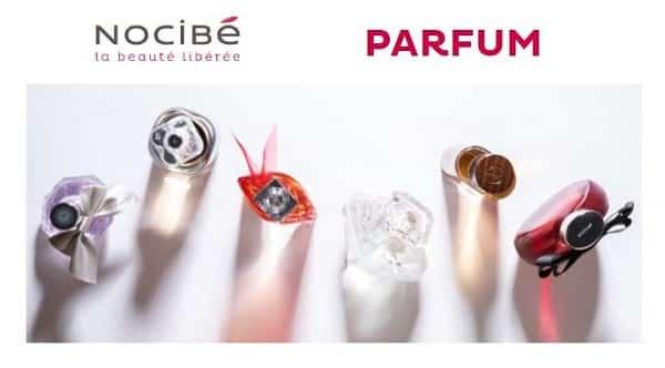 30% Sur Une Sélection De Parfums Sur Nocibé Livraison Standard Offerte