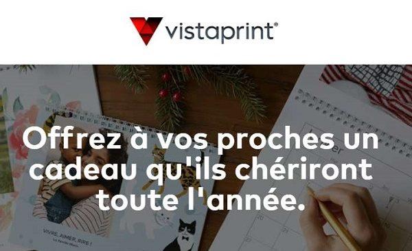 50% De Remise Sur Tous Les Calendriers Photos Muraux Sur Vistaprint
