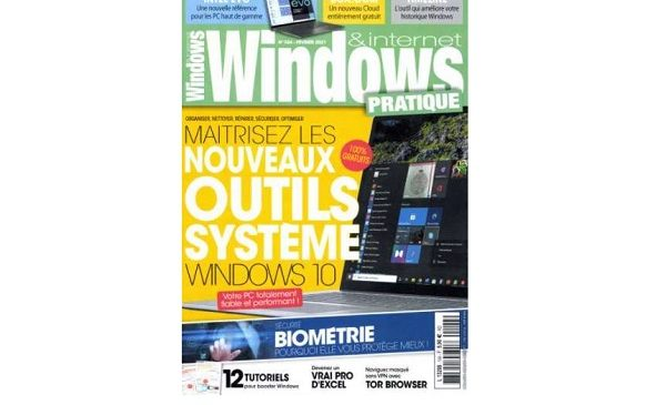 📢Abonnement Windows & Internet pratique magazine pas cher 23€ pour 1 an (au lieu de 70€)