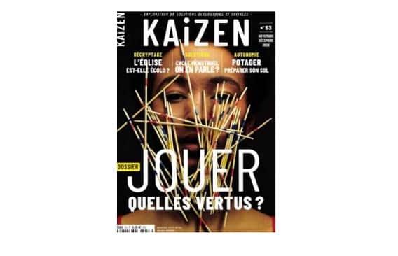 Abonnement Au Magazine Kaizen Pas Cher