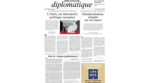 abonnement le monde diplomatique pas cher