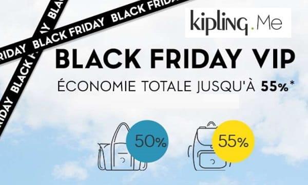 Accès Anticipé Ce Week End Aux Offres Kipling Black Friday