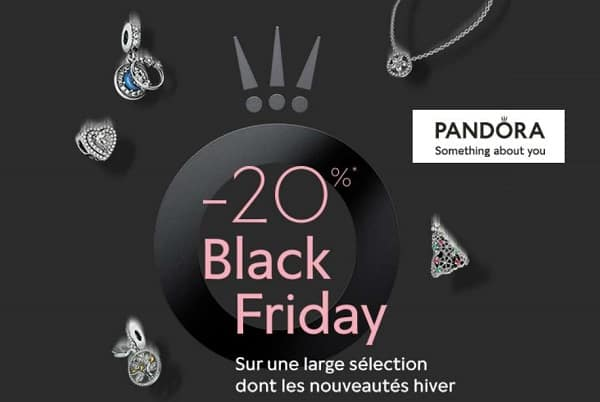 Back Friday De Pandora