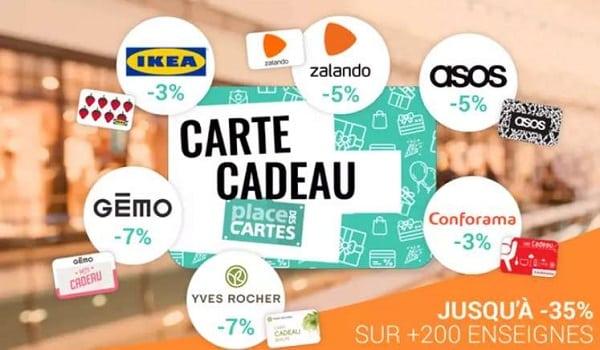 Bon Achat Place Des Cartes Moitié Prix
