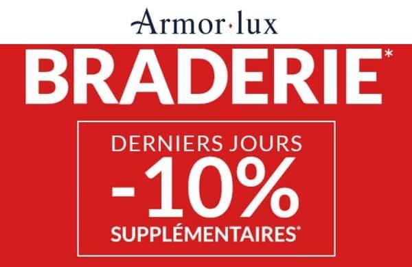 La Braderie Armor Lux
