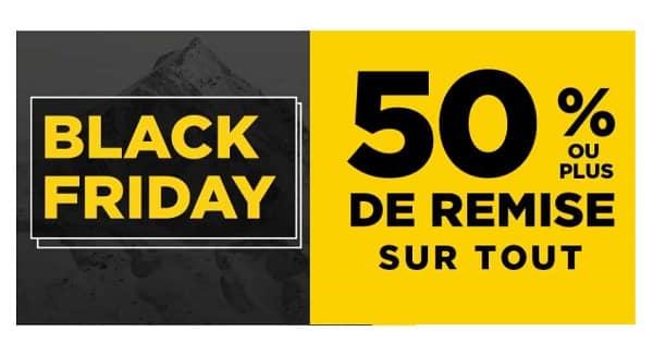 Lancement Des Offres Black Friday Sur Mountain Warehouse