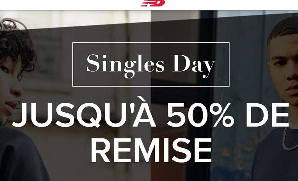 Singles Day New Balance