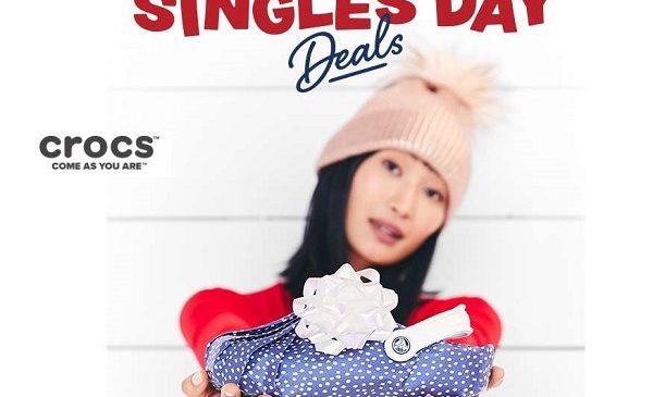 Single's Days De Crocs