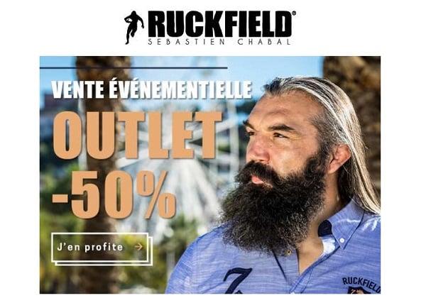 Vente événementielle Ruckfield Sébastien Chabal