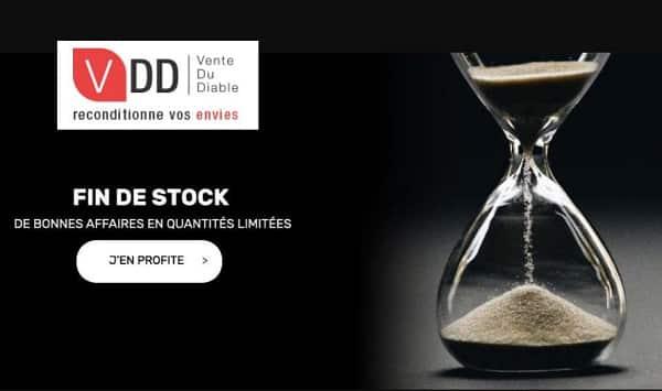 Vente Du Diable Fin De Stock