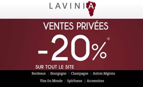 Vente Privée Lavinia