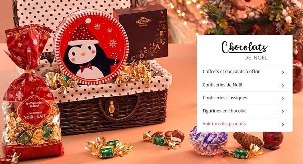 Vente Privée Chocolats De Noël