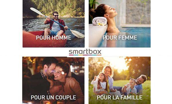 Remise Sur Les Coffret Excluweb De Smartbox Même En Promotion