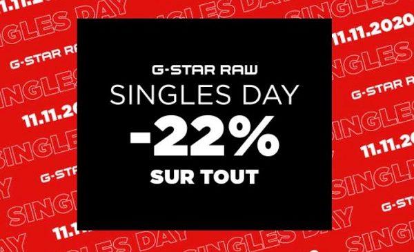 Remise Sur Tout Pour Le Singles Day G Star Raw