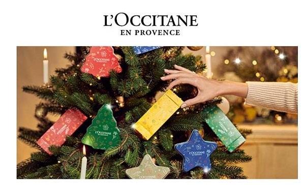 2 Coffrets De Noël Occitane En Provence Achetés Le 3ème Offert