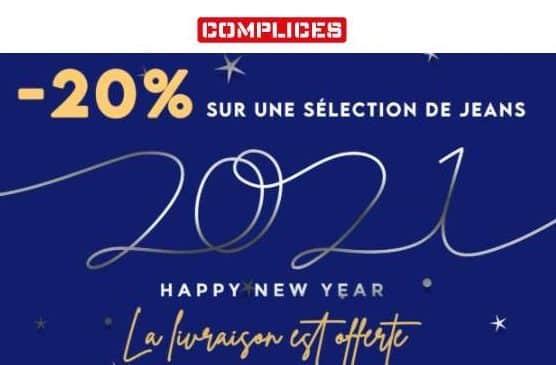 20% De Remise Sur Les Jeans Complice Homme Ou Femme
