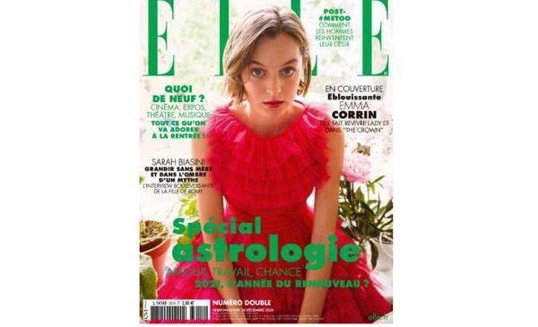 19,9€ les 26 numéros du magazine Elle (sans engagement)