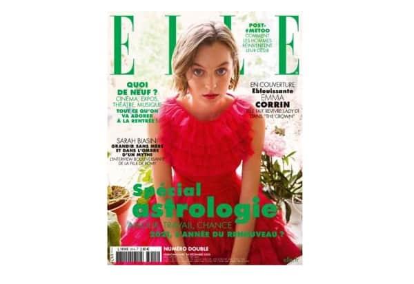 Abonnement Magazine Elle Pas Cher