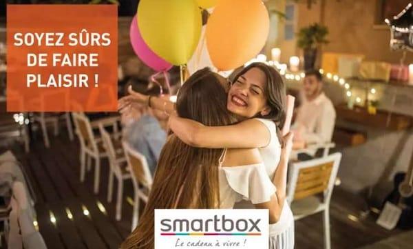 Bon D'achat Boutique Smartbox Moitié Prix