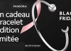 Un Bracelet Pandora Edition Limitée offert pour tout achat de ...