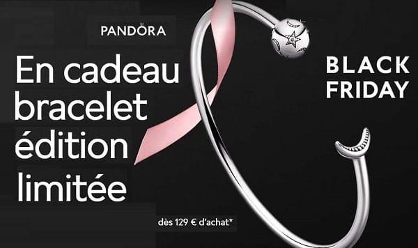 Bracelet Pandora Edition Limitée Offert Pour Tout Achat Back Friday