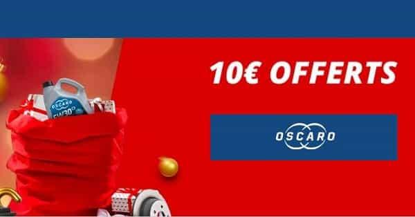 Offre Flash Oscaro 10€ De Remise à Partir De 100€ D'achat