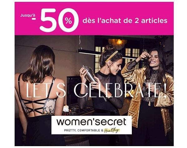 Pré Soldes Women'secret