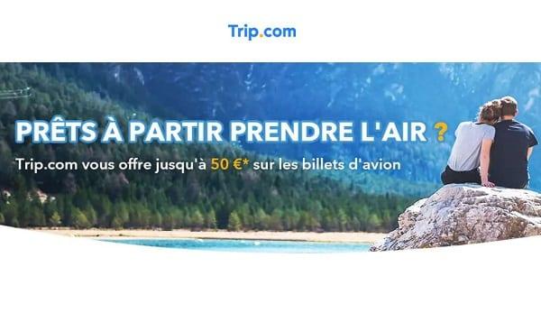 Remises Sur Les Vols Réservés Sur Trip