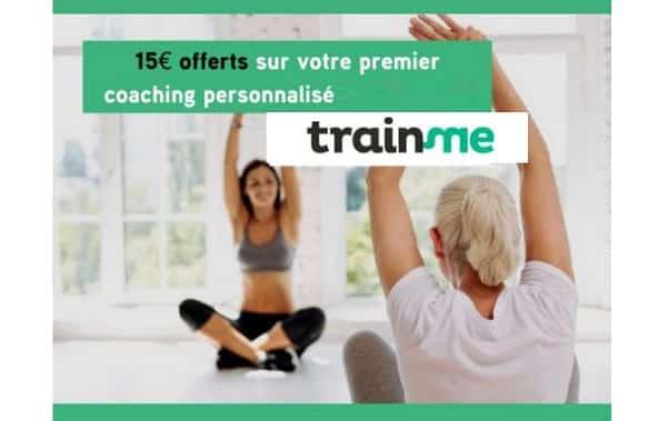 15€ Offerts Sur Votre Premier Coaching Personnalisé Sur Trainme