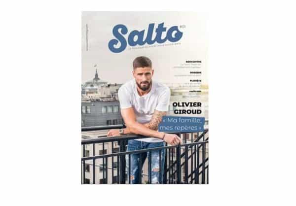 Abonnement Gratuit Au Magazine Sur Le Sport Des Enfants Salto Mag