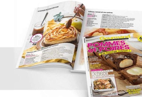 Abonnement Magazine Gourmand Pas Cher