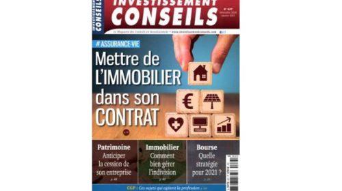 Abonnement Magazine Investissement Conseils Pas Cher