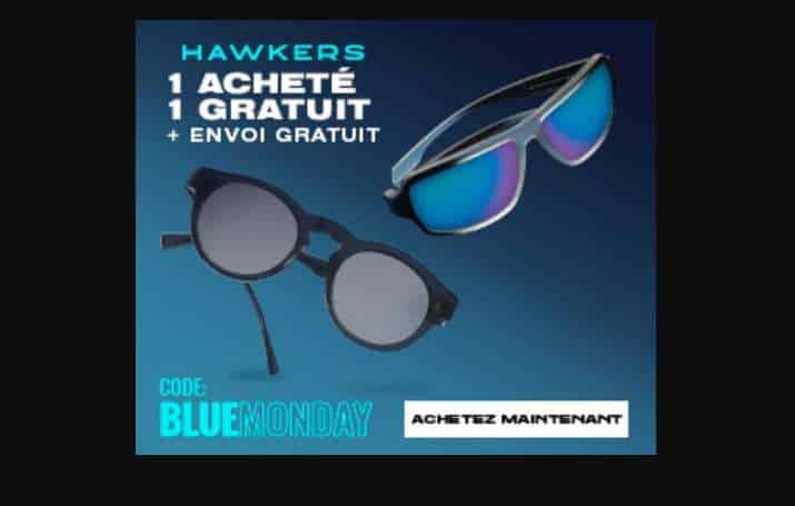 Blue Monday Hawkers