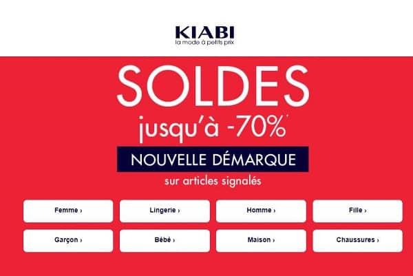 La Nouvelle Démarque De Kiabi Ultra Mini Prix Et Bonnes Affaires