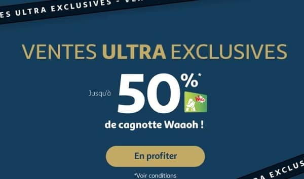 Offres Exclusives Et Ventes Ultra Exclusives Pour Les Pré Soldes Auchan