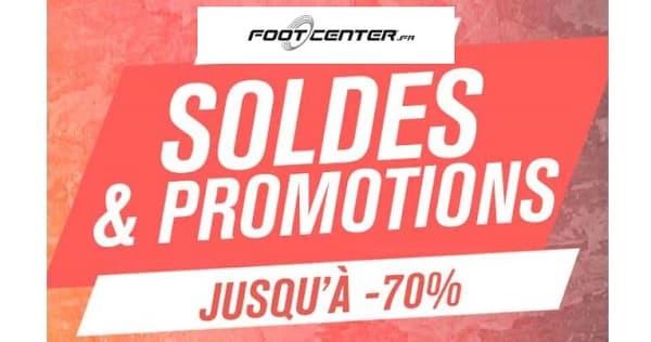 Remise Supplémentaire De 10% Sur Les Soldes Footcenter